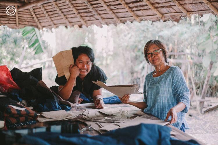 สาธุ (Satu) แบรนด์ผ้าใยกัญชงและฝ้ายสีธรรมชาติของหนุ่มดอยเต่าที่พากลุ่มชาติพันธุ์กลับบ้าน