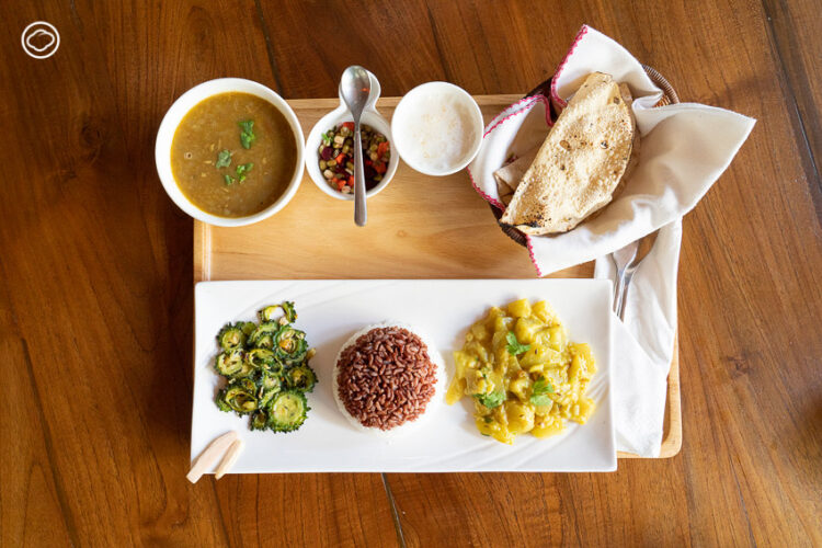 Suananda ร้านอาหารมังสวิรัติกลางสีลมของแม่บ้านอินเดีย เยียวยาผู้คนด้วยหลักชีวิตสมดุล