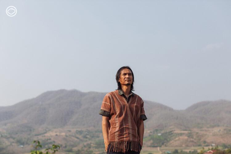 ผศ.ดร.สุวิชาน พัฒนาไพรวัลย์ อ.ปกาเกอะญอ ศิลปินเตหน่ากูที่พาดนตรีท้องถิ่นไปทั่วโลก