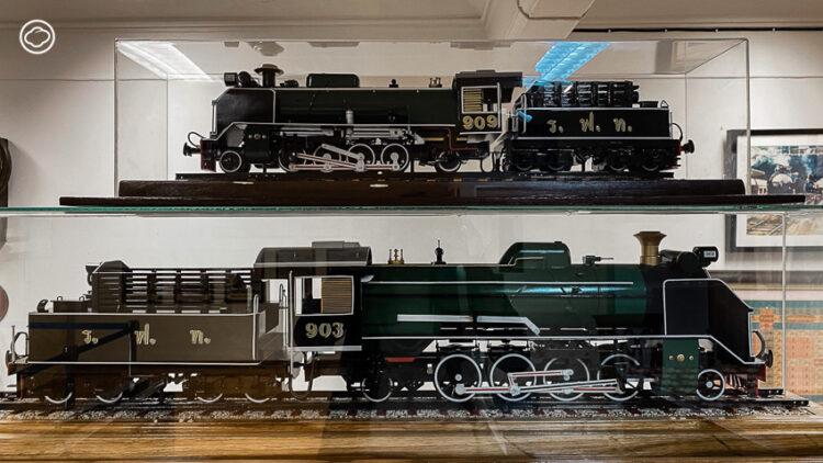 มูลนิธิพิพิธภัณฑ์รถไฟ มิวเซียมจิ๋วหน้าสถานีรถไฟกรุงเทพ ที่รวมสิ่งสนุกของรถไฟไทย