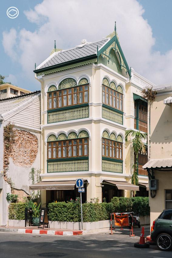 The Knight House ตึกเก่าร้อยปีของเจ้าจอมมารดาชุ่มสู่ VIP Homestay แห่งแพร่งภูธร