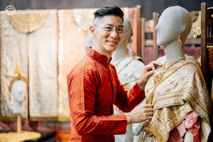 บิ๊ก พีรมณฑ์ อดีตนักเต้นไทยในฝรั่งเศส สู่ผู้ทำชุดไทยให้โฆษณารีเจนซีและละครพิษสวาท