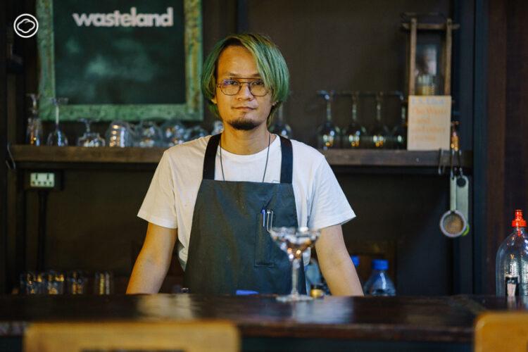 ให้บาร์เทนเดอร์ Wasteland สอนต้มโคล่าดื่มเอง โดยตั้งโจทย์จากของที่มีอยู่ในครัว
