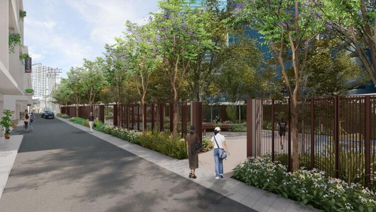 ซอยหน้าวัดหัวลำโพง ที่ดินบริจาคสู่พื้นที่สาธารณะสีเขียวแห่งใหม่ที่ทุกคนสร้างด้วยกัน