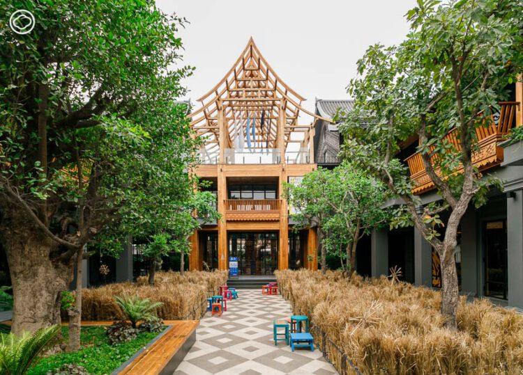 Kalm Village หมู่บ้านที่รวมงานศิลปะ หัตถกรรม วัฒนธรรมทั่วประเทศไว้ใจกลางเชียงใหม่