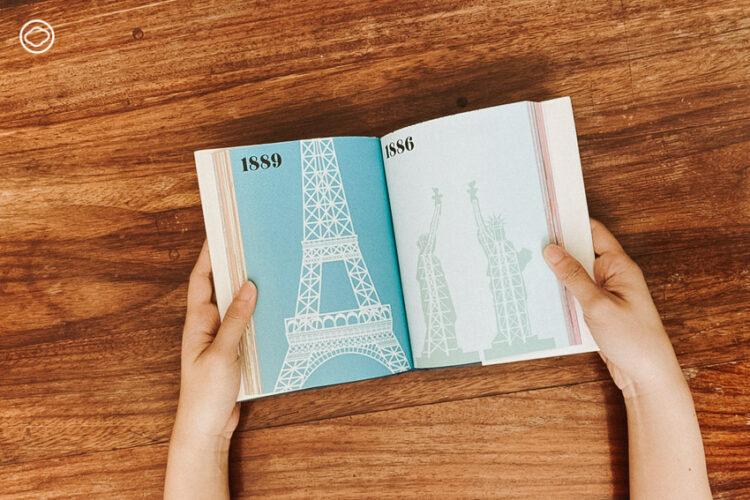 Paris versus New York หนังสือภาพประกอบเล่าความแตกต่างของสองเมืองที่ทั้งแสบ คัน บางทีก็หลุดขำ
