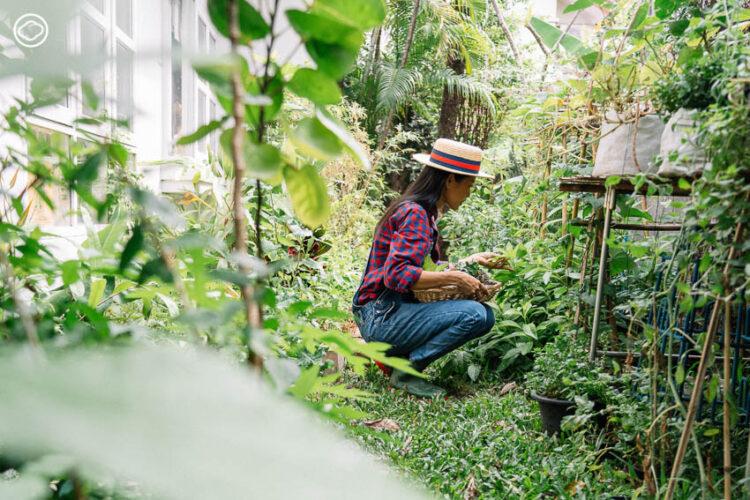 ปูเป้ทำเอง เพจที่แบ่งปันวิธีแปรรูปอาหารปลอดภัย และชวนคนเมืองใช้ชีวิตพึ่งพาตนเอง
