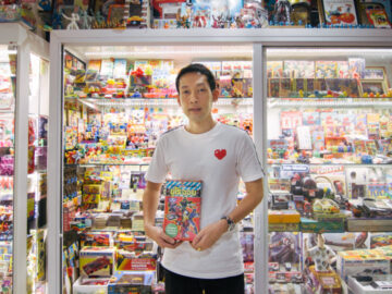 ปอ ยูโร่ นักสะสมของเล่นแถมในซองขนม ความทรงจำวัยเด็กของคนยุค 80