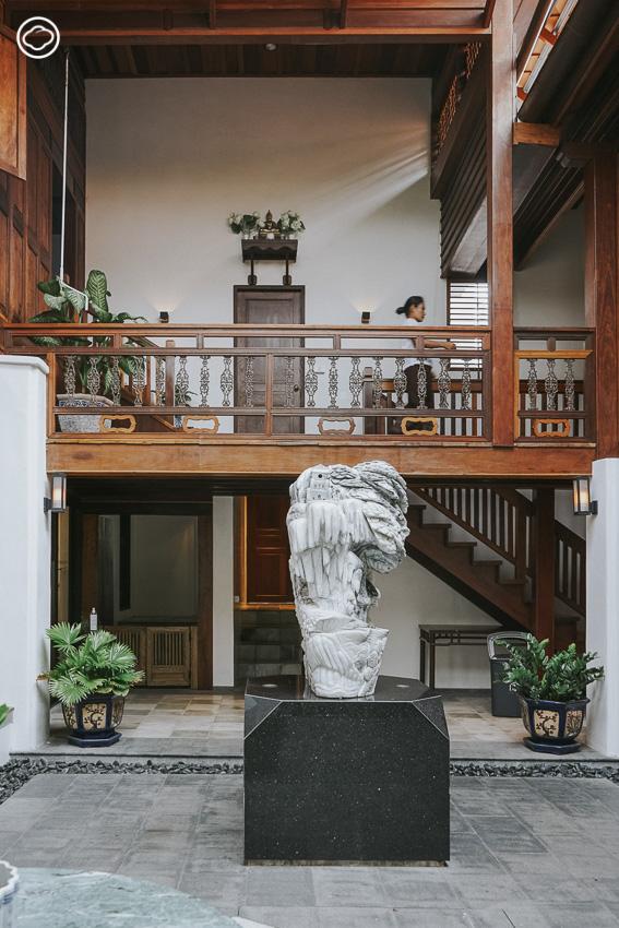 บุณยัษฐิติ จากเก๋งจีน 150 ปีริมน้ำจันทบูร สู่มิวเซียมและบ้านพักที่ชุบชีวิตเมืองอีกครั้ง