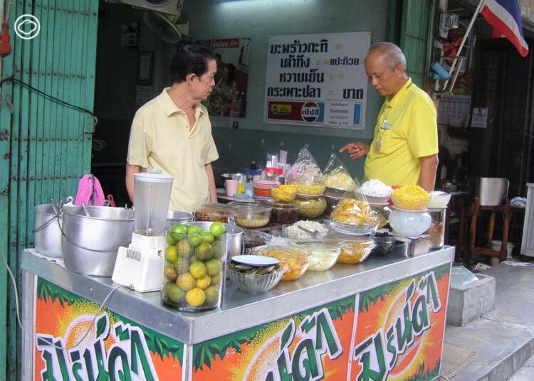 ย้อนอดีตของกินคลายร้อนแบบไทยๆ ตั้งแต่ข้าวเหนียวมะม่วงประจำฤดูกาล ถึงไอศกรีมร้านดัง