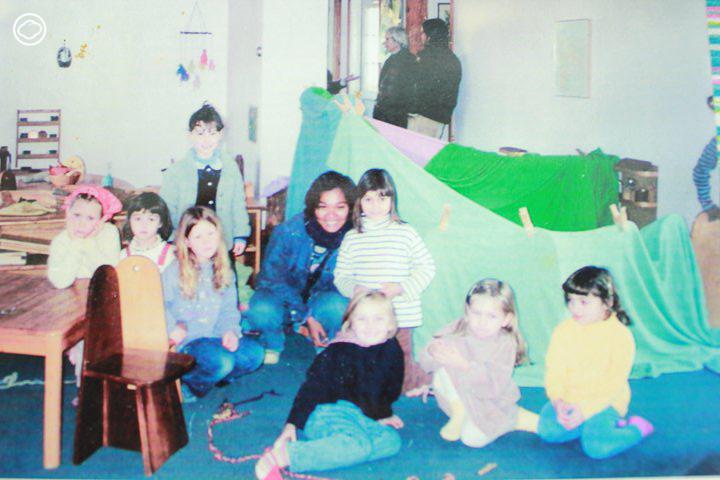 The Camphill School in Kimberton หมู่บ้านการศึกษาในป่าของเด็กและผู้ใหญ่พิเศษที่ USA
