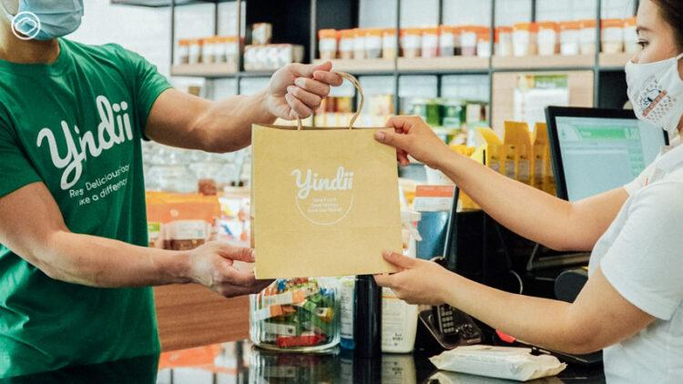 Yindii สตาร์ทอัพสั่งอาหารคุณภาพดีราคา 50% ที่ให้คุณและธุรกิจจับมือกันพิทักษ์โลก