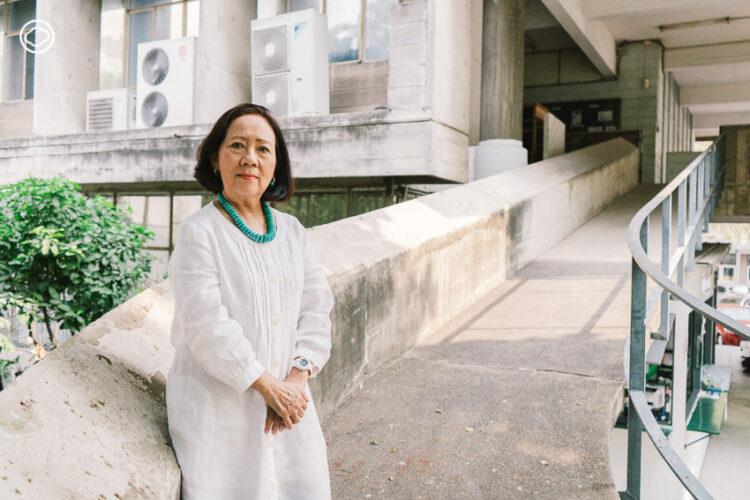 รศ.ยุพยง เหมะศิลปิน อดีตนายกสภาสถาปนิกหญิง คนแรกและคนเดียวของเมืองไทย