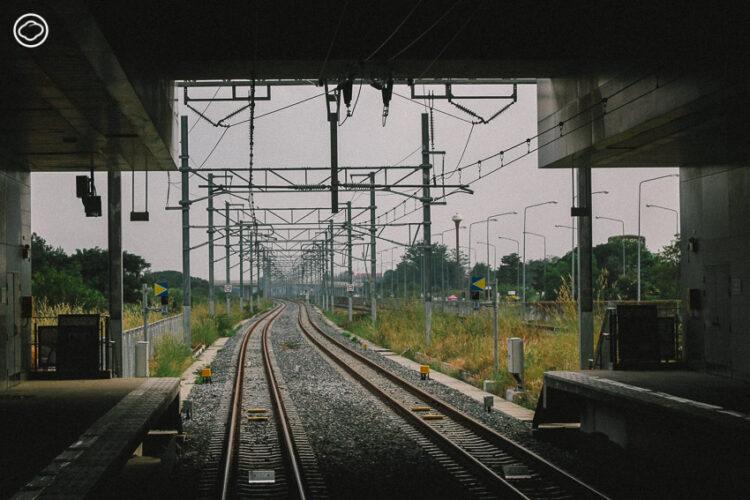 การเปลี่ยนแปลงรถไฟราคาถูก เข้าถึงง่าย ที่น่าสนับสนุน เพื่อการเดินทางเข้า-ออก เมืองหลวงราบรื่นอย่างที่ควรจะเป็น