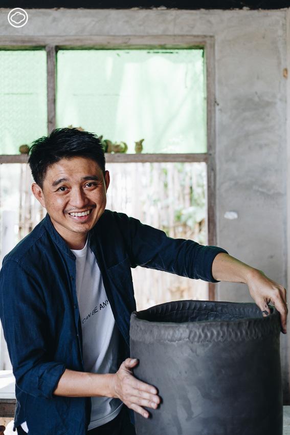 Have A Hug สตูดิโอเซรามิกที่ปั้นดินมา 20 ปี และขับเคลื่อนวงการด้วย Chiangmai Clayative