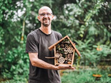 วิธีสอนเด็กสร้างโรงแรมแมลง เพื่อสังเกตธรรมชาติ ฝึกกล้ามเนื้อ ปลดปล่อยพลังสร้างสรรค์
