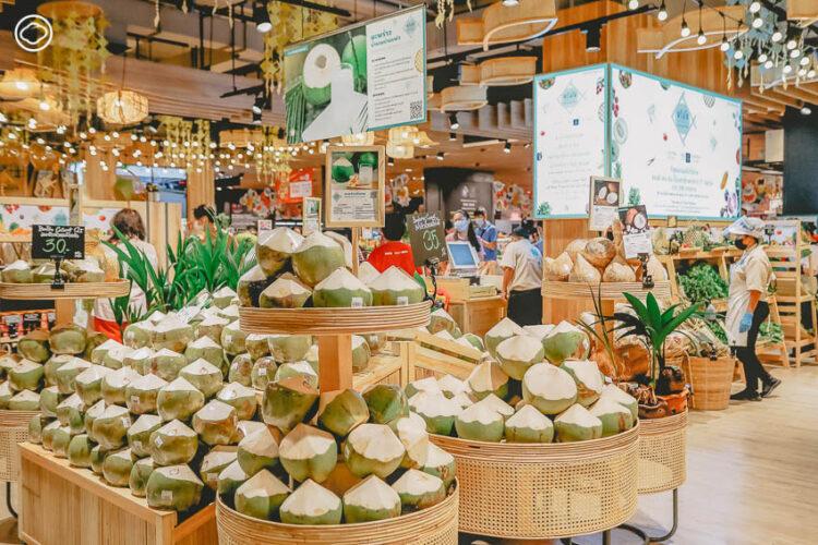 11 ของอร่อยจากจริงใจ Farmers' Market ตลาดรวมที่สุดผักผลไม้จากท้องถิ่นทั่วไทยใน Central