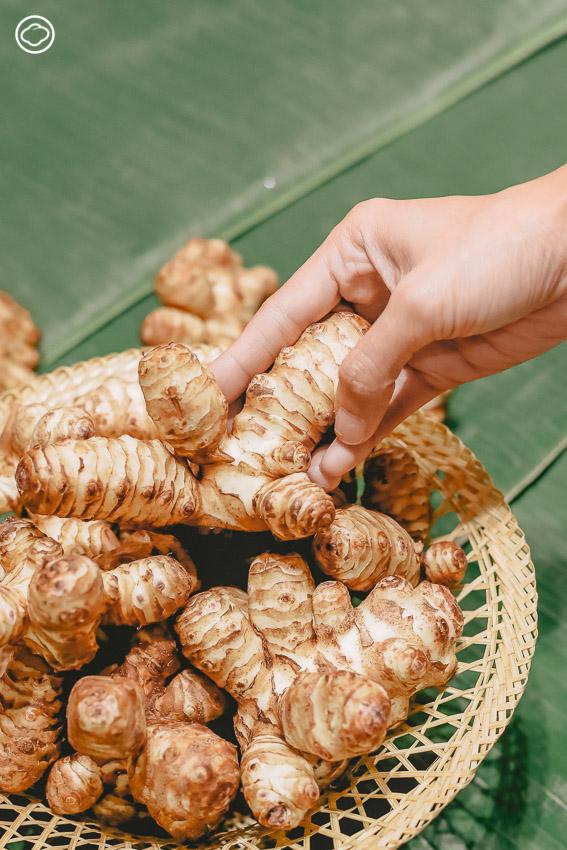 07 แก่นตะวัน อาหารเพื่อสุขภาพจากจังหวัดสระบุรี