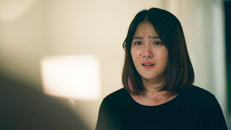 'JennyX' ในซีรีส์เรื่อง เด็กใหม่ ซีซั่น 2 (Girl From Nowhere Season 2) ซึ่งออนแอร์ทาง Netflix