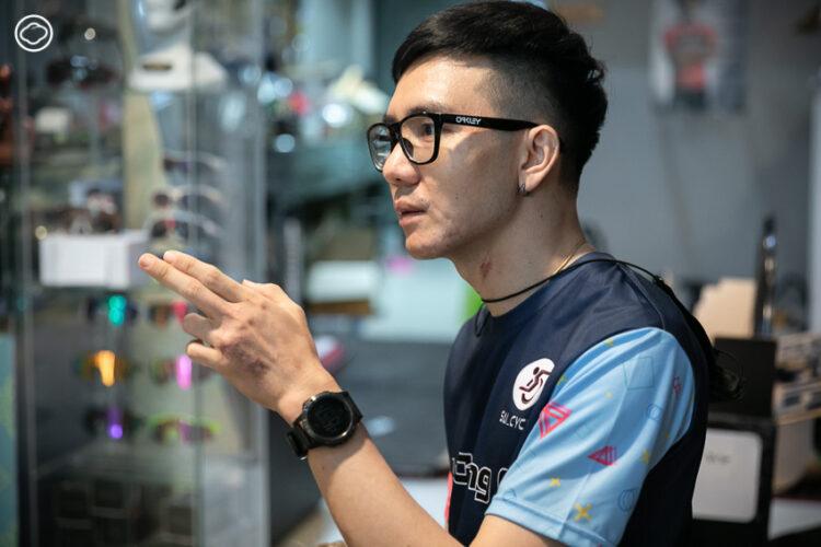 ภุชงค์ ซ้ายอุดมศิลป์ โปรจักรยานหมายเลขสองของไทย ผู้เริ่มต้นชีวิตใหม่บนวีลแชร์