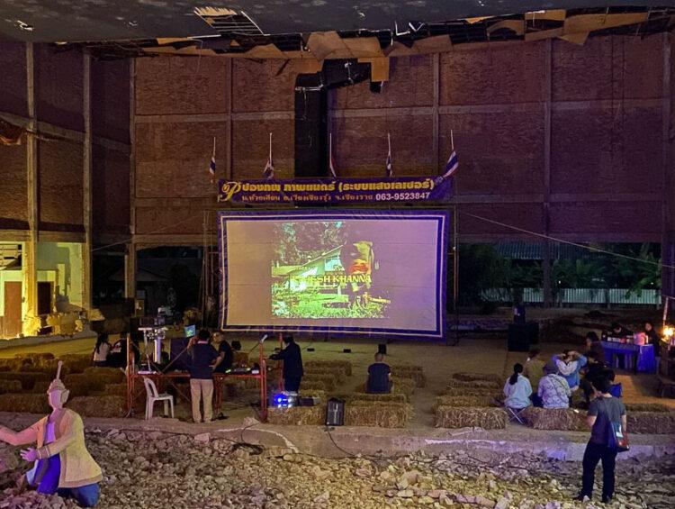 PYE Space อาร์ตสเปซหนึ่งเดียวของพะเยา ฝันของครูผู้ดื้อดึงในย่านโรงหนังเก่าพะเยารามา