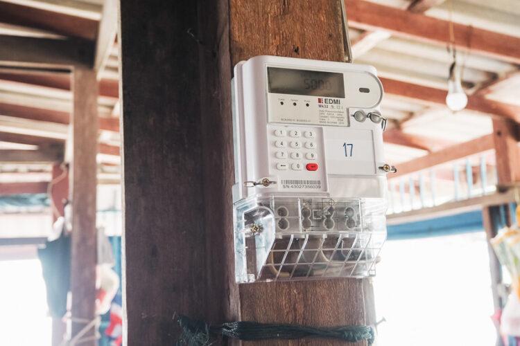 โครงการพัฒนาระบบพลังงานสะอาดบนเกาะจิกและบุโหลนดอน ให้ชุมชนเข้าถึงไฟฟ้าแบบเป็นมิตรต่อสิ่งแวดล้อม โมเดลบริหารชุมชนด้านพลังงานยั่งยืน