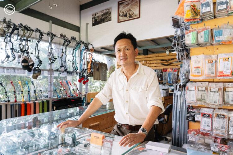 ธัชรวี หาริกุล ทิ้งชีวิต IBM เพื่อตั้ง Thailand Outdoor ชุมชนกลางแจ้งใหญ่ที่สุดแห่งหนึ่งของไทย