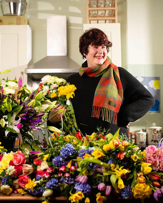 The Flower Bank ร้านดอกไม้ราคาเป็นมิตร ใช้ดอกไม้เหลือทิ้ง และมีเด็กเคยทำผิดเป็นทีมงาน