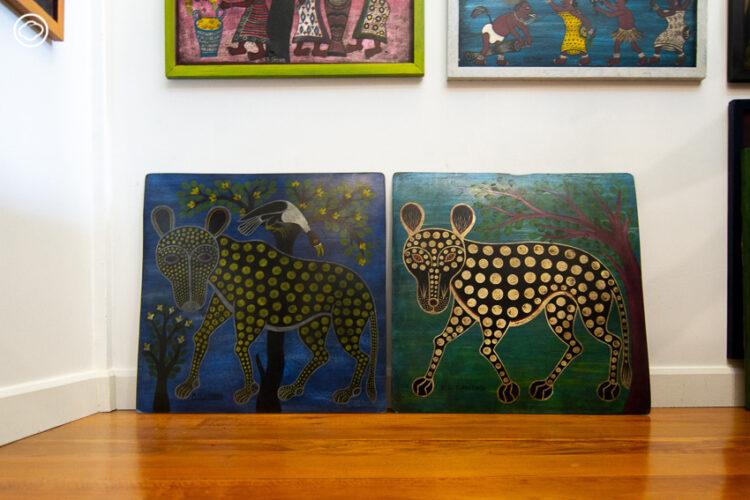 เรื่องราวของทิงก้าทิงก้า ศิลปินข้างถนนผู้ล่วงลับ ผู้บุกเบิกสไตล์การวาดภาพแอฟริกาตะวันออกให้โลกรู้จัก