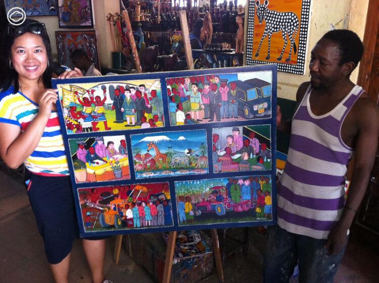 เรื่องราว ศิลปะแบบ Tingatinga ศิลปินข้างถนนผู้ล่วงลับ กับการบุกเบิกสไตล์การวาดภาพแอฟริกาตะวันออกให้โลกรู้จัก