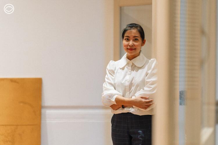 อาจารย์เต้-ดร.ปรมพร ศิริกุลชยานนท์ ผู้อำนวยการหอศิลป์มหาวิทยาลัยศิลปากร