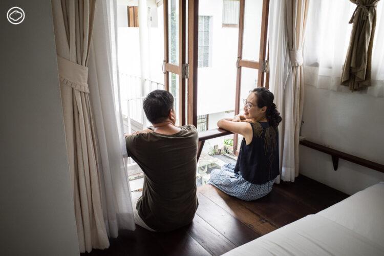 เกตส์เฮาส์เล็กๆ ของคู่รักในจังหวัดพระนครศรีอยุธยา ที่อยากให้แขกค้นพบความสงบทั้งกายและใจ