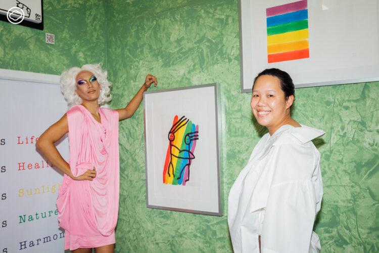 เยี่ยมแกลเลอรี่ LGBTQ+ แห่งแรกของเมืองไทย ของโอ๊ต มณเฑียร ที่ยืนหยัดเพื่อศิลปินเพศสภาพหลากหลาย
