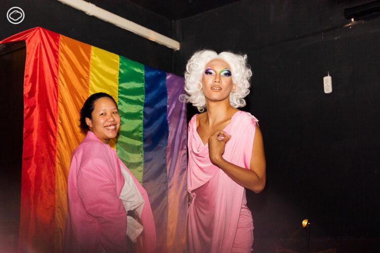 เยี่ยม 'โพธิสัตวา' แกลเลอรี่ LGBTQ+ แห่งแรกของเมืองไทย ของโอ๊ต มณเฑียร ที่ยืนหยัดเพื่อศิลปินเพศสภาพหลากหลาย