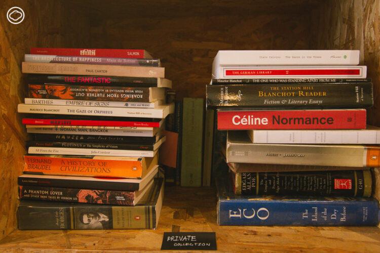 ร้านหนังสืออิสระเล็กๆ ในชุมชนบางจาก ที่ส่งต่อเรี่ยวแรงและความรักผ่านหนังสือ เรื่องราวและความฝัน