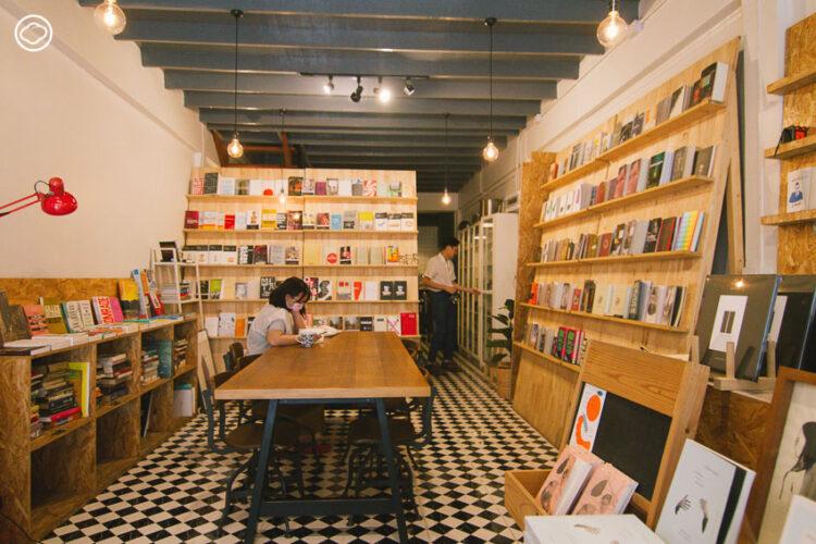 Books & Belongings ชีวิตของร้านหนังสือเล็กๆ ย่านบางจาก ที่เลือกหนังสือแบบ Art Gallery