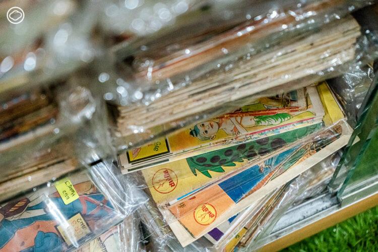 ย้อนวันวานกับ ป๋าเอ็กซ์-อรรถกฤตย์ จีนมหันต์ นักสะสมการ์ตูนกว่า 5 หมื่นเล่ม ผู้ต่อยอดธุรกิจอุตสาหกรรมการ์ตูนไทย