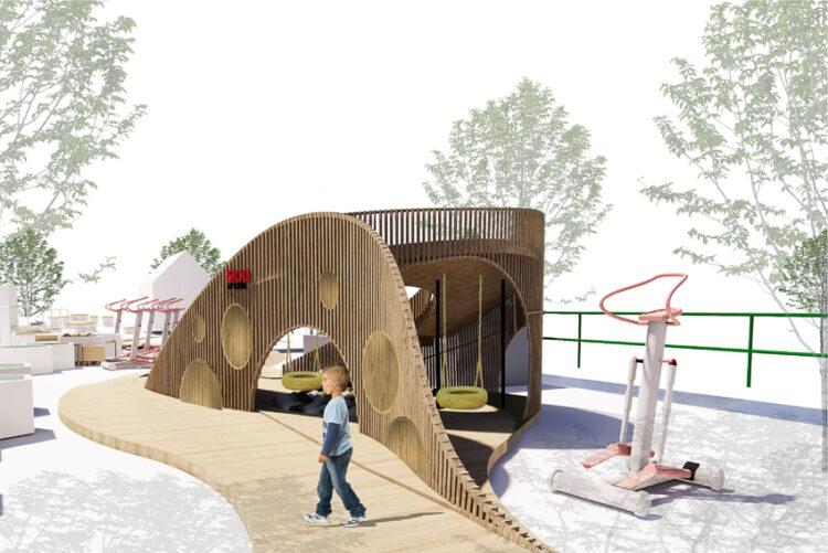 สวนโชฎึก เปลี่ยนที่เหลือเลียบคลองผดุงกรุงเกษม เป็น Public Space โดยความร่วมมือของทุกคน