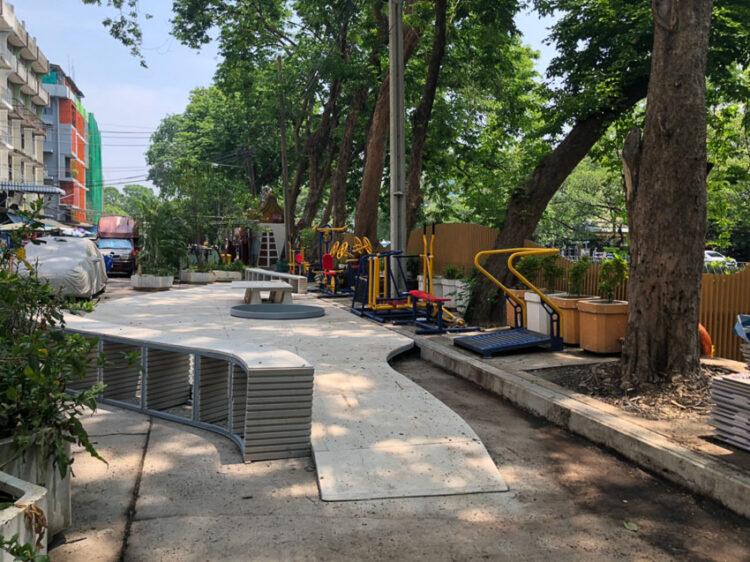 กระบวนการสร้างสวนสาธารณะแห่งใหม่ในชุมชนโชฎึก พื้นที่ปลอดภัยยั่งยืนให้คนริมคลอง จากความร่วมมือของทุกภาคส่วน
