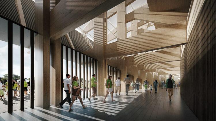 Forest Green Rovers Eco Park Stadium สนามกีฬาเพื่อโลกที่คนไม่เล่นบอลก็ใช้ได้ทุกวัน