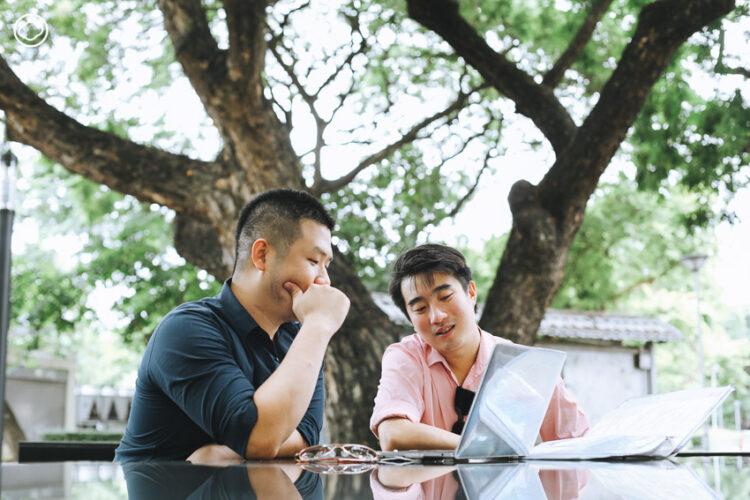 ฟังความคิด 2 ผู้พัฒนา Hearing Heart แพลตฟอร์มสร้างนักฟังเชิงลึกออนไลน์ที่ได้รับรองจากกรมสุขภาพจิตเป็นรายแรกๆ ของประเทศ
