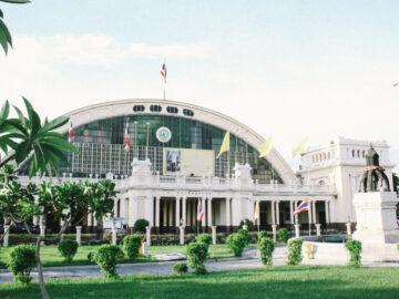 สิ่งปลูกสร้างรอบสถานีรถไฟกรุงเทพ มรดกสถาปัตย์รอบ 'หัวลำโพง' ยุคกำเนิดรถไฟไทย
