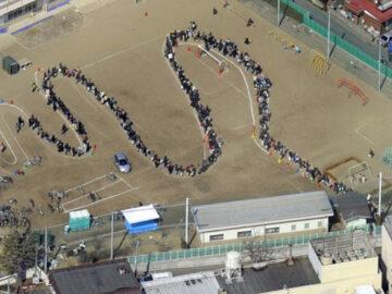 การเข้าคิวของคนญี่ปุ่น มารยาทที่สะท้อนวินัยและความยุติธรรมในประเทศแห่งแผ่นดินไหว