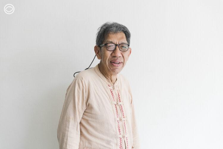 ศาสตราจารย์เกียรติคุณ ดร.ธเนศวร์ เจริญเมือง นักวิชาการที่ขับเคลื่อนงานส่งเสริมวัฒนธรรมล้านนาคนสำคัญคนหนึ่งของประเทศ