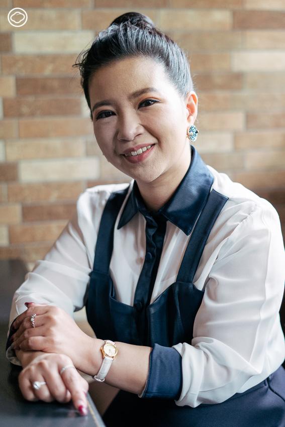 กว่าจะเป็น 'จิตดี' ผู้ประกาศข่าวที่อาจพูดน้อยที่สุดในไทย และบทบาทใหม่ที่เธอขอเล่าเอง