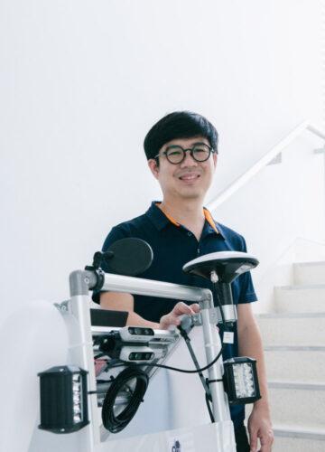 ดร.มหิศร ว่องผาติ วิศวกรที่ไม่อยากทำอะไรนอกจากหุ่นยนต์ และอยากทำหุ่นยนต์ที่เมืองไทย