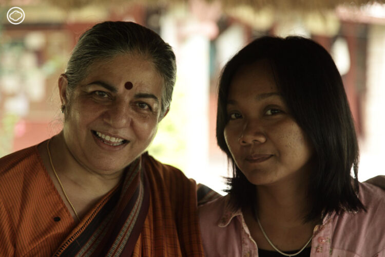 โรงเรียนเมล็ดพันธุ์นวธัญญะ การต่อสู้ของหญิงอินเดียเพื่อเอกราชทางอาหารและพืชพื้นบ้าน