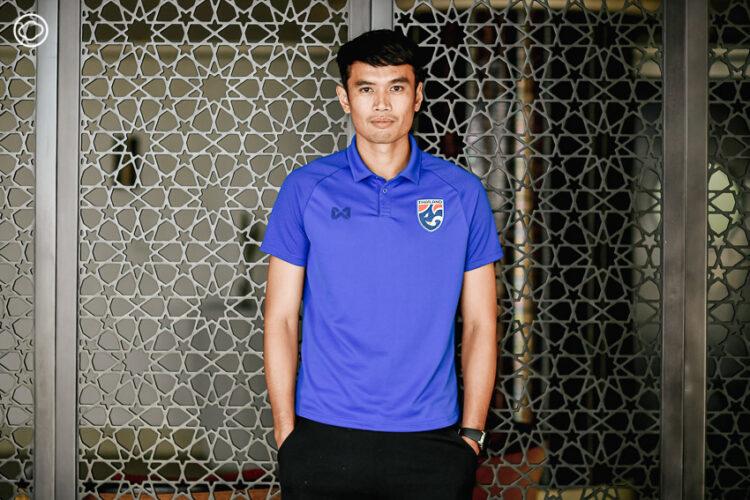 ศิวรักษ์ เทศสูงเนิน นายประตูสำรองผู้ล้มเหลวซ้ำๆ สู่กัปตันทีมชาติไทยตอนอายุ 37 ปี