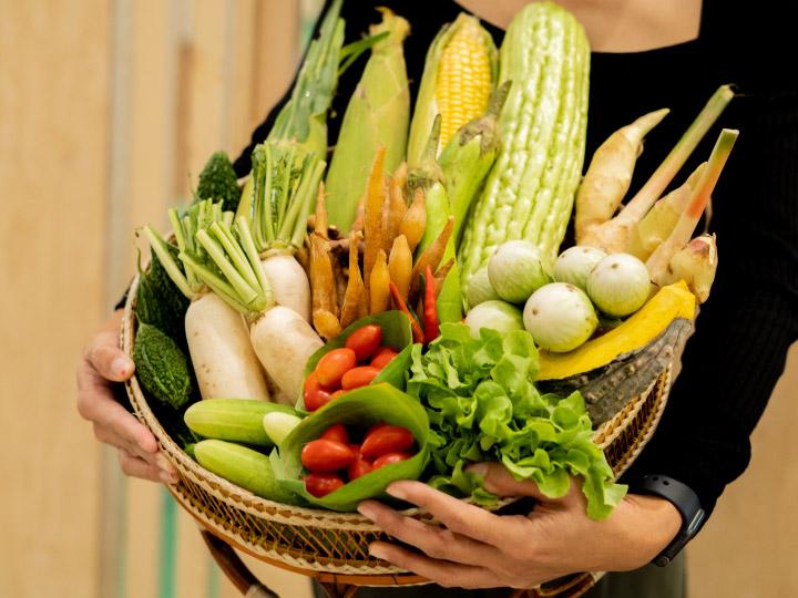 9 ของกินของใช้จากใจเกษตรกรในงาน The Farm 2021 ตลาดรวมสุดยอดของดีจากฟาร์มกลางเซ็นทรัล
