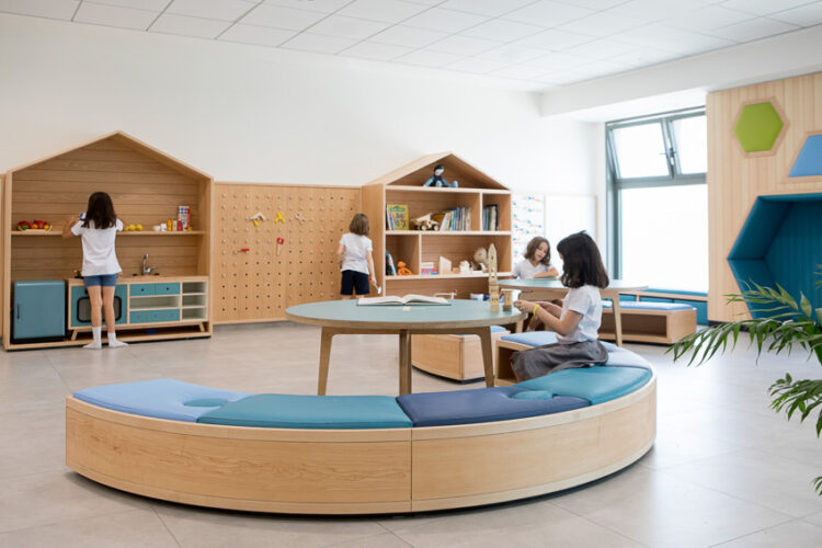 Bikurim Inclusive School : เมื่อการออกแบบช่วยให้เด็กพิการได้เรียนกับเพื่อนอย่างเสมอภาค